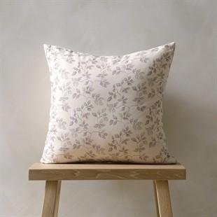 Ivy Cushion – Rhino 43x43cm
