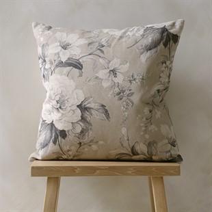 New England Floral Cushion – Clay 50x50cm
