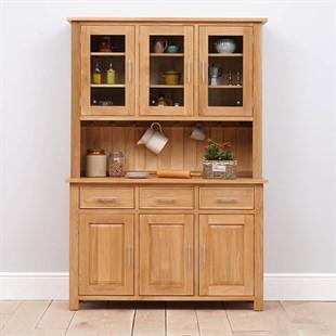 Newark Oak Large Dresser