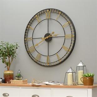 Orleans Wall Clock (80cm)