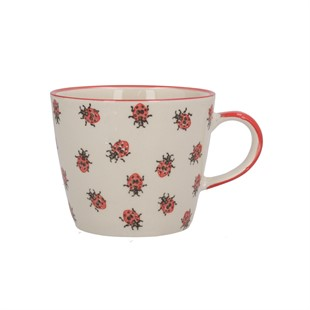 Ladybirds Ceramic Mug