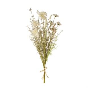 Meadow Floral Bouquet Cream