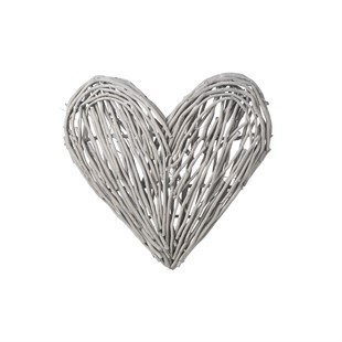 Willow Heart 50x50cm