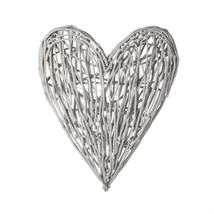 Willow Heart 30x60cm