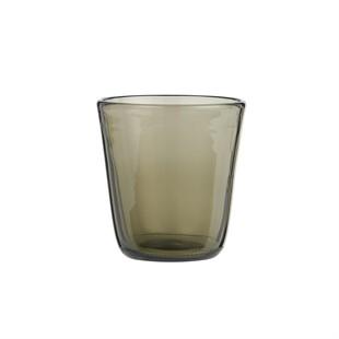 Drinking Glass Smoke
