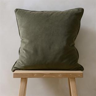 Fern Simple Velvet Cushion 50x50cm