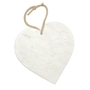 Heart Marble Chopping Board