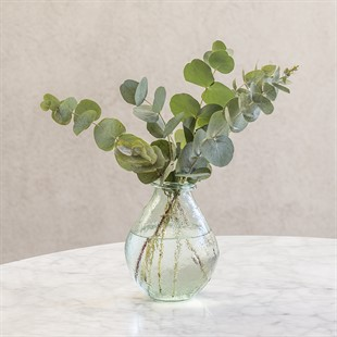 Recycled Glass Vase Small
