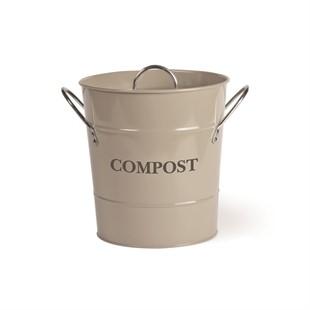 Compost Bucket - Chalk