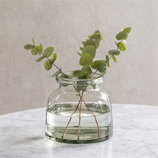 Mickleton Recycled Glass Vase - Small