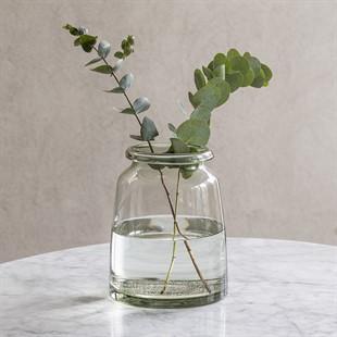Mickleton Recycled Glass Vase - Medium