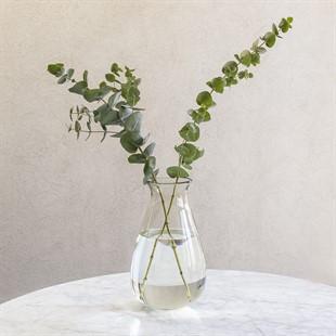 Quinton Recycled Glass Vase - Medium
