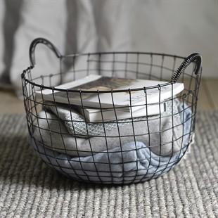 Wirework Storage Basket