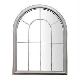 Delaney Outdoor Mirror - Grey