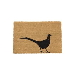 Pheasant Coir Doormat 90x60cm