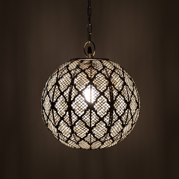 Ines silver moroccan pendant light 934042 with free delivery ines silver moroccan pendant light 934042 with free delivery the cotswold company aloadofball Images
