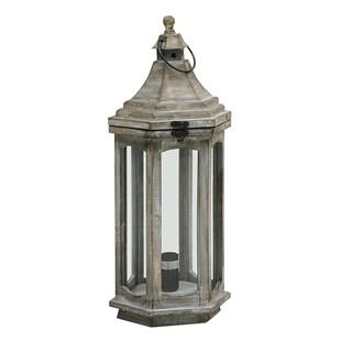 Safaa Lantern Style Table Lamp