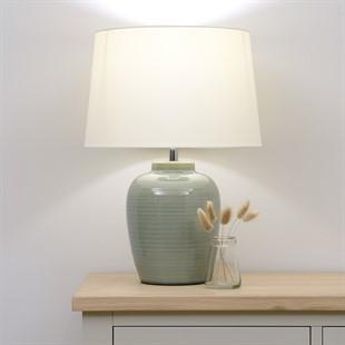 Natalie Table Lamp - Blue
