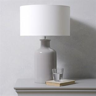 Huxley Dove Grey Table Lamp