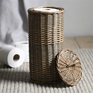 Toilet Roll Storage Basket