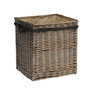 Rope Handled Storage Basket
