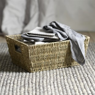 Seagrass Large Tapered Basket