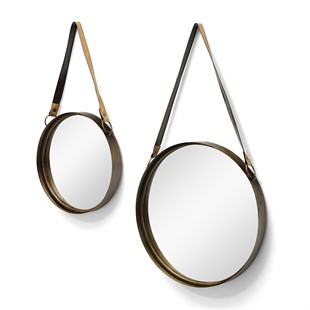Quinton Set of 2 Mirrors