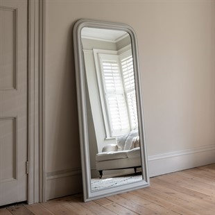 Light Grey Large Mirror