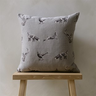 From the Field Tapestry Cushion