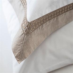 Hatherley Natural Oxford Pillowcase