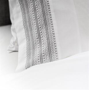 Avebury Grey Standard Pillowcase