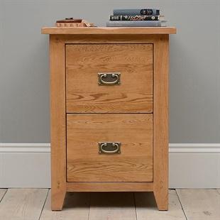 Oakland 2 Drawer Filing Cabinet