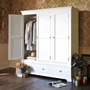 Wardrobes Wooden Painted Pine Amp Oak Free Standing