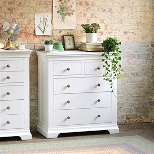 Solid Wood Chests of Drawers in Oak, Pine & Painted Styles - The ...