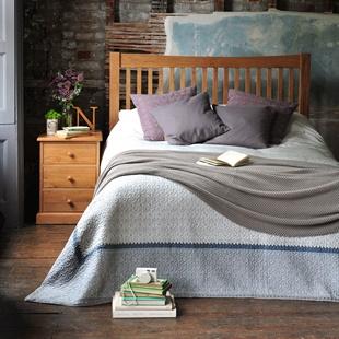 Appleby Oak 5ft Kingsize Bed
